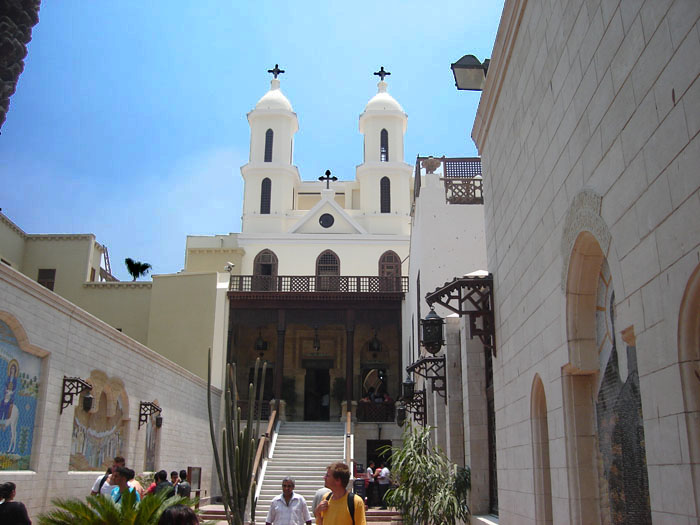 Coptic Cairo, The Hanging Church & Abu Serga, Ben Ezra