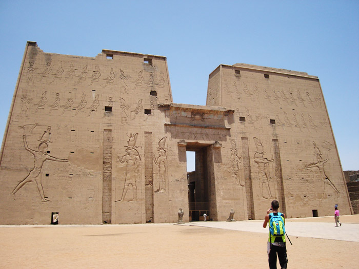 Day trip to Edfu and kom Ombo