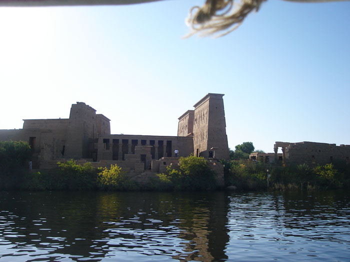 Long Nile Cruise Aswan/Aswan