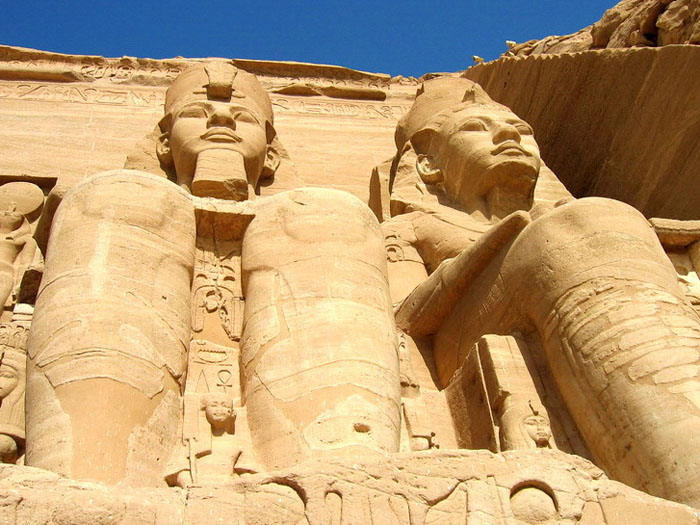 Aswan to Abu Simbel - 4 days
